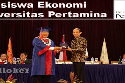 Beasiswa Ekonomi Universitas Pertamina 2019-2020 Untuk Lulusan SMA/Sederajat