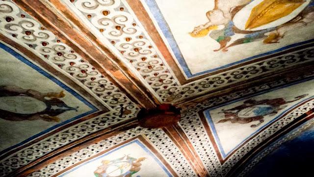 Pinturas Món Sant Benet