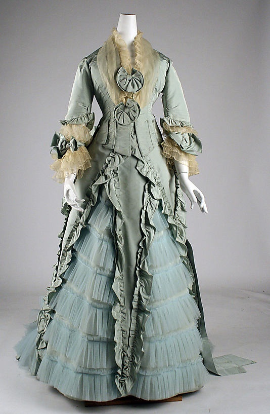 Loveisspeed The Art Of Dressing 1800 S Fashion