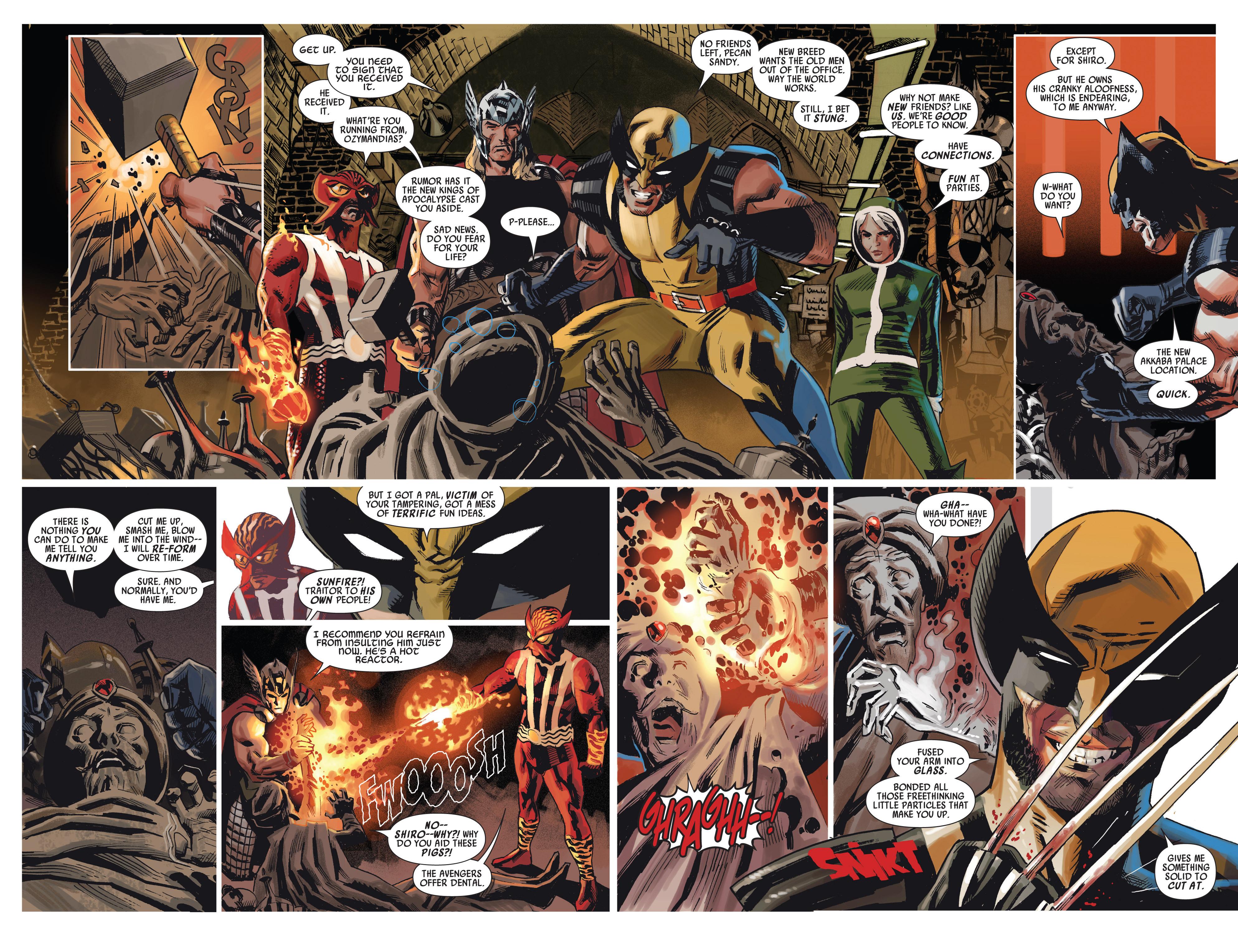 Read online Uncanny Avengers (2012) comic -  Issue #10 - 4