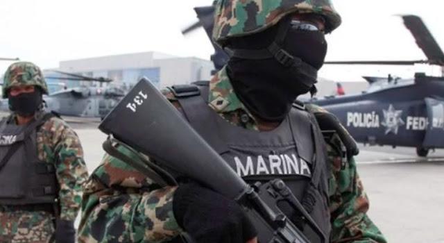 """La Marina no perdona tras tiroteo abaten a """"El Cacarizo"""" o """"El Z55"""""""