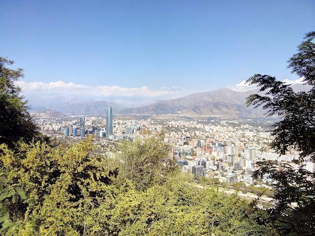 Edificio Costanera, Santiago de Chile