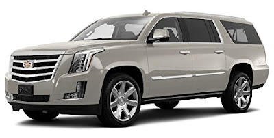2017 Cadillac XT5 by Cadillac