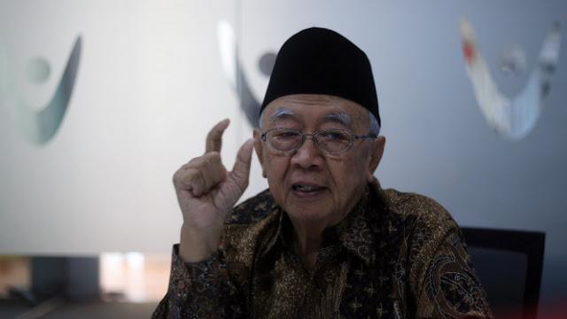 Gus Solah Ingin Pastikan Prabowo Bisa Selamatkan Ekonomi RI
