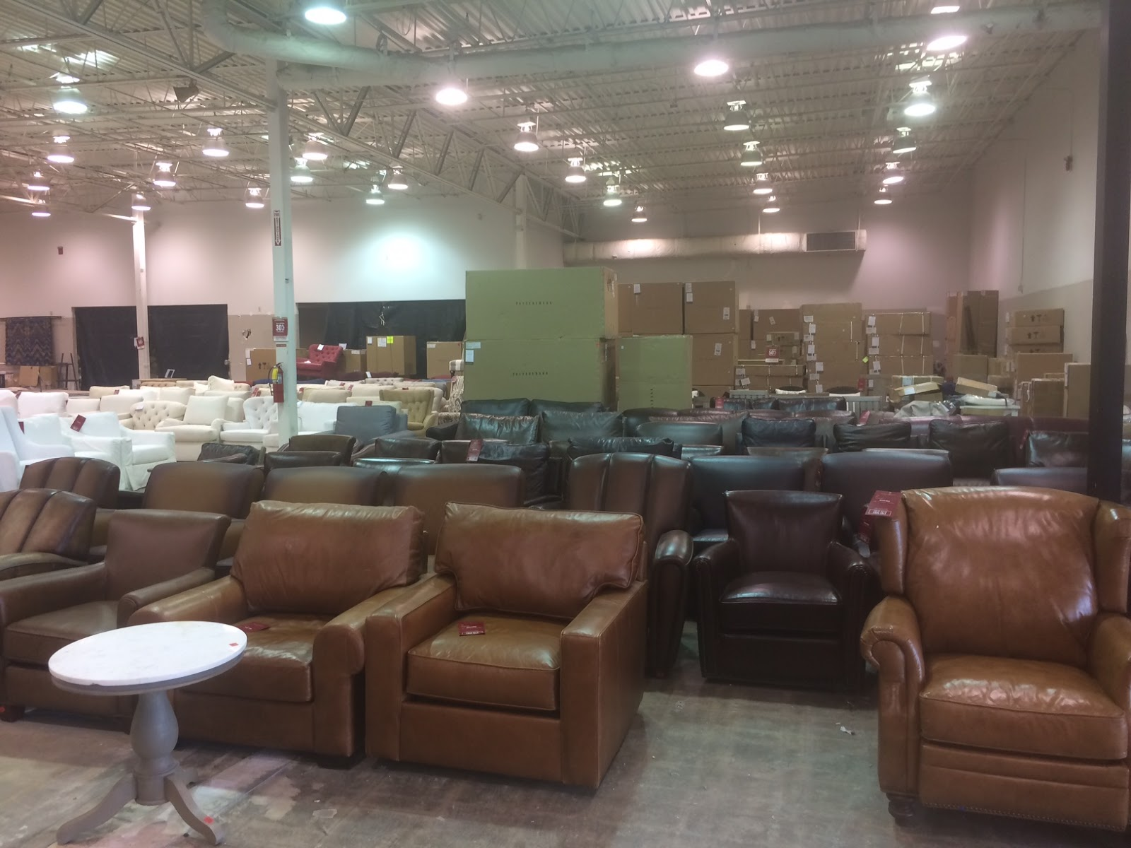 Tomorrow S News Today Atlanta Update Pottery Barn Warehouse Sale Near Southlake Liquidating