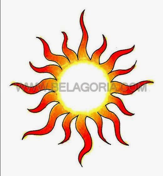 Sun Design Images ☀Plantillas p...