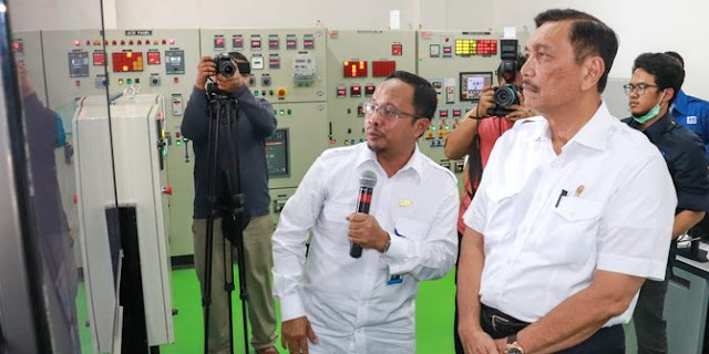 Luhut Sebut Jokowi Ingin Naikan Anggaran Pertahanan 1,5 Persen dari PDB