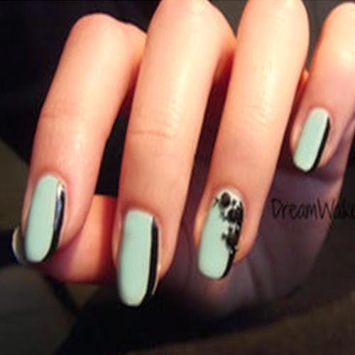 Nail salon designs: Best Nail Designs Salon 2014 New Fashion