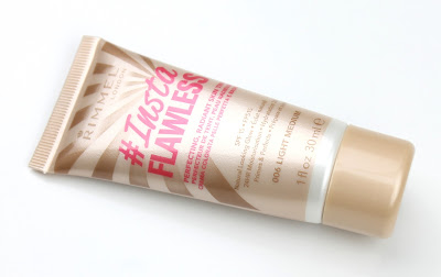 Rimmel #Insta Flawless Perfecting Radiant Skin Tint in Light Medium