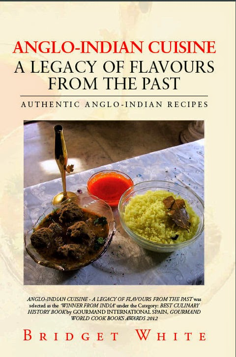 E Book Version of ANGLO-INDIAN CUISINE - A LEGACY OF FLAVOURS FROM THE PAST from INSTAMOJO