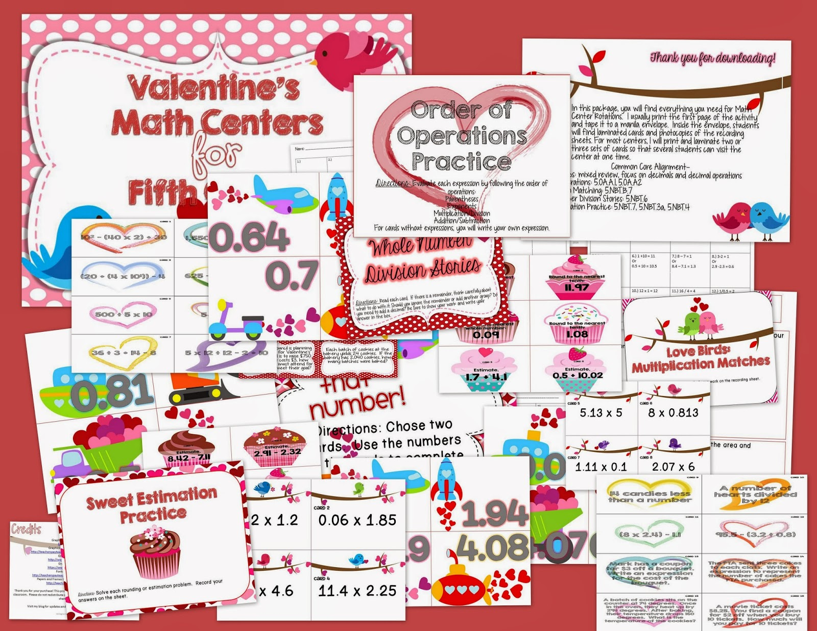 Misskinbk A Fifth Grade Blog Valentine S Day Freebie