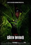 亞馬遜食人獄/食人煉獄(The Green Inferno)poster