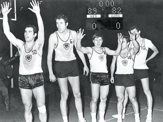 """""""1968"""": Αφιερωμένη στο έπος της ομάδας μπάσκετ της ΑΕΚ η νέα ταινία του Τάσου Μπουλμέτη (βίντεο)"""