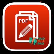 PDF converter pro And PDF editor pdf merge Paid APK