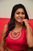 Akshita super cute Pink Choli at south indian thalis and filmy breakfast in Filmy Junction inaguration by Gopichand ~  Exclusive 105.JPG