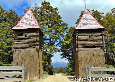 Chile - Punta Arenas, Fuerte Bulnes