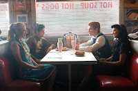 Cole Sprouse, Lili Reinhart, Camila Mendes and K.J. Apa in Riverdale Season 2 (8)