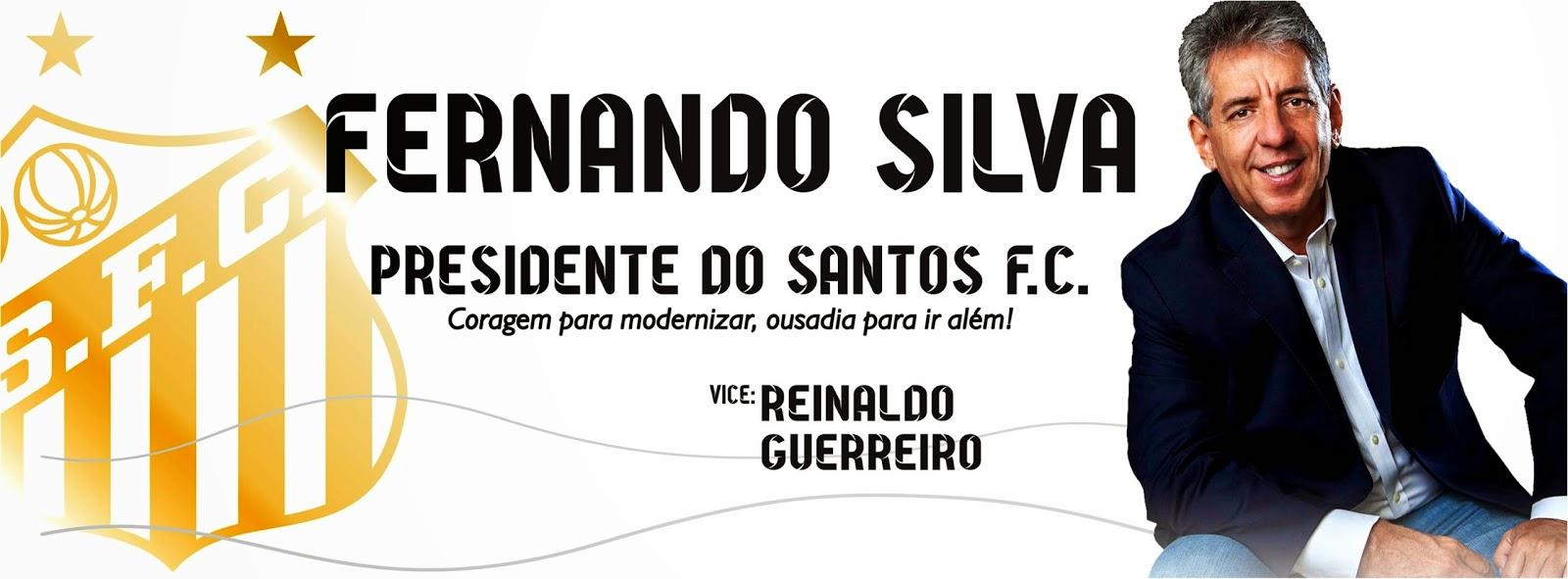 100b6ee475b41 Fernando Silva fez parte da equipe de gestão de Laor nos anos de 2010 e  2011 e encabeça a chapa Mar Branco.