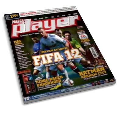 Revista Marca Player: FiFa 12 – Agosto 2011