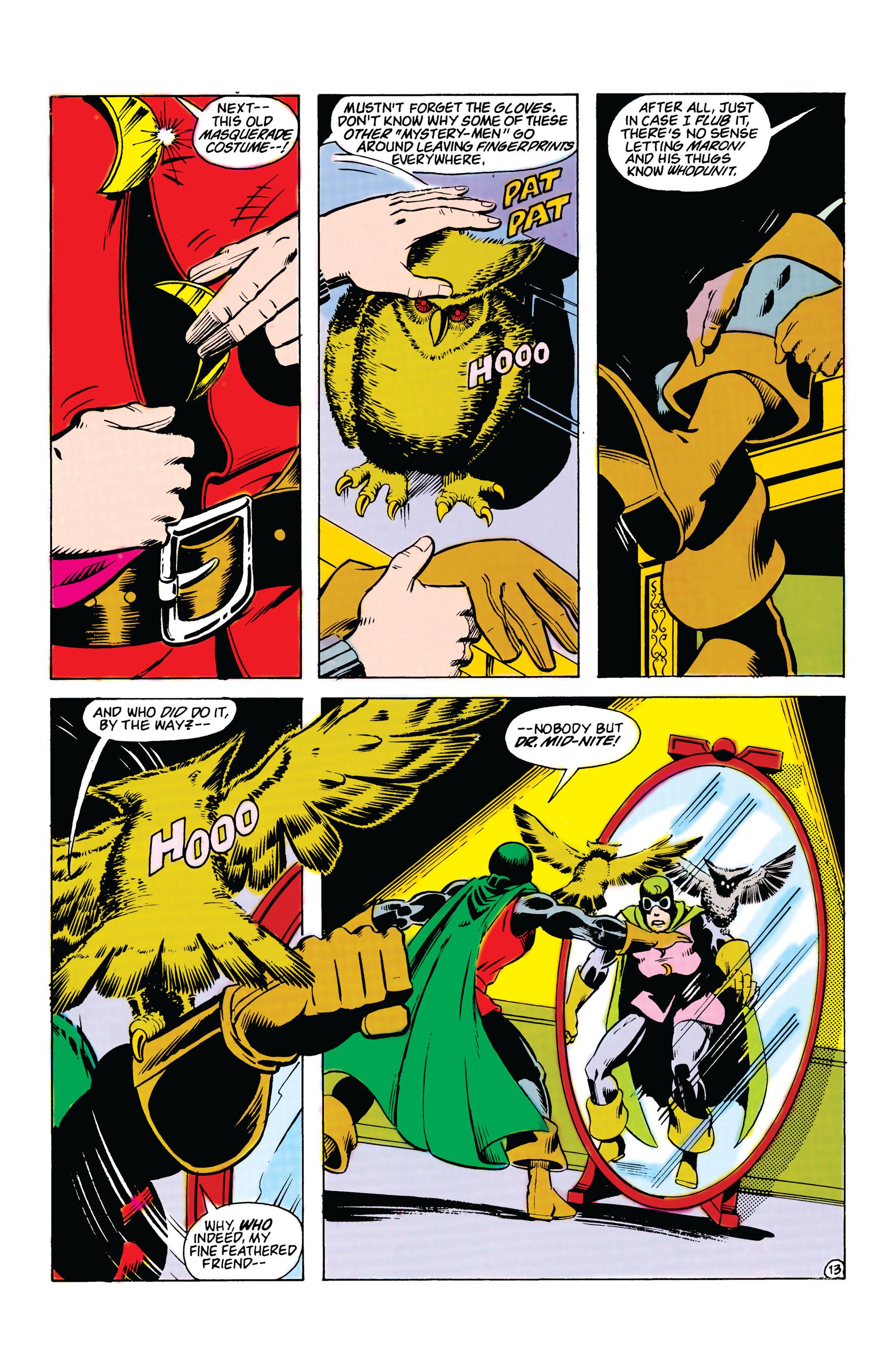 Read online Secret Origins (1986) comic -  Issue #20 - 32