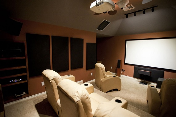 Home for Movie Watching
