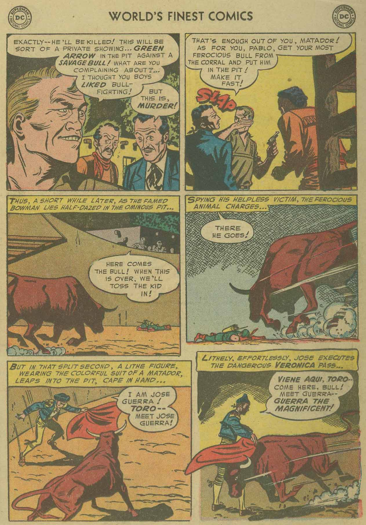 Read online World's Finest Comics comic -  Issue #69 - 35