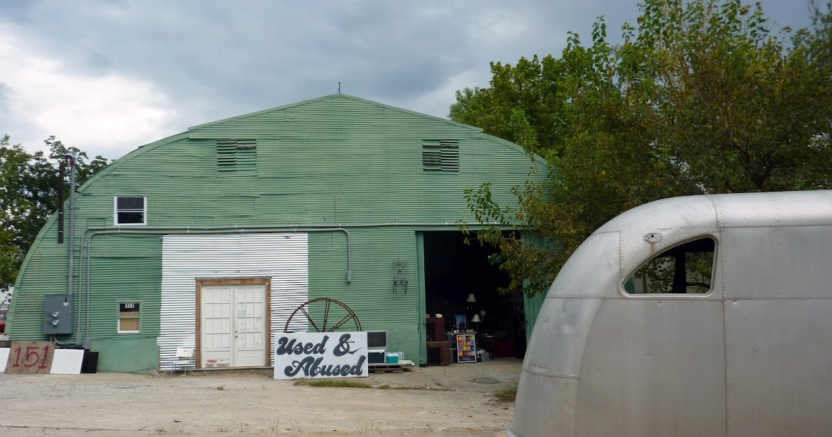 Architecture Tourist We want to live in a Green Quonset Hut with a Cathedral Ceiling & Architecture Tourist: We want to live in a Green Quonset Hut with ...