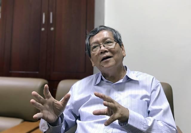 Ông Vũ Ngọc Hoàng – nguyên Phó Trưởng Ban Tuyên giáo Trung ương