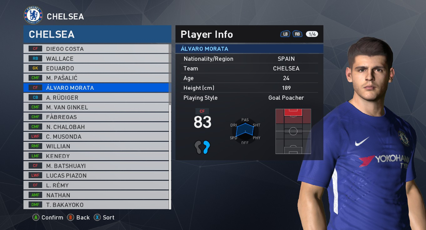 50226c765 PES Professionals Patch 2017 V3.3 - Released 28 07 2017