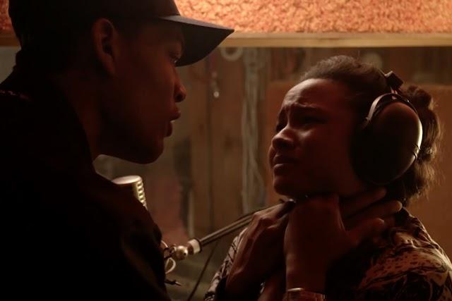 Ayer se estreno #SurvivingCompton Michel'le Biopic