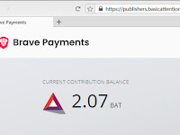 How to earn money for Brave Broswer  Publishers account per Month 50$-100$ with 8$ payment prove