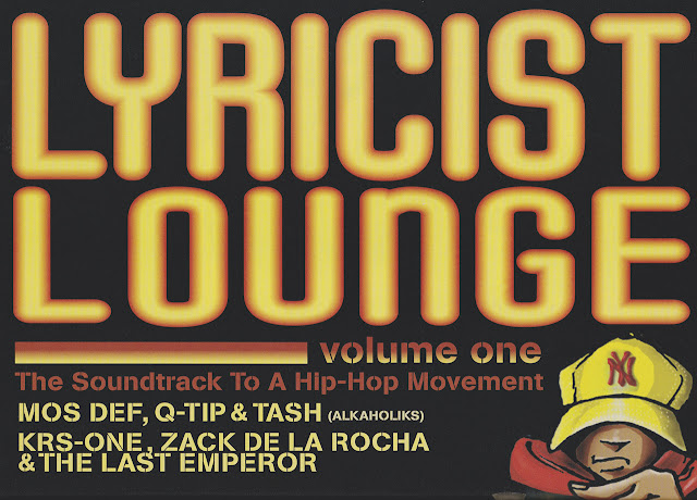 Lyricist Lounge Volume 1 Advertisement 1998