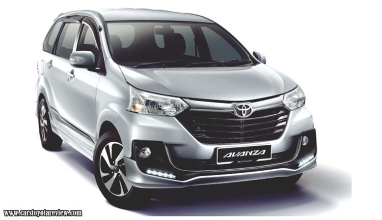 2018 Toyota Avanza G Exterior