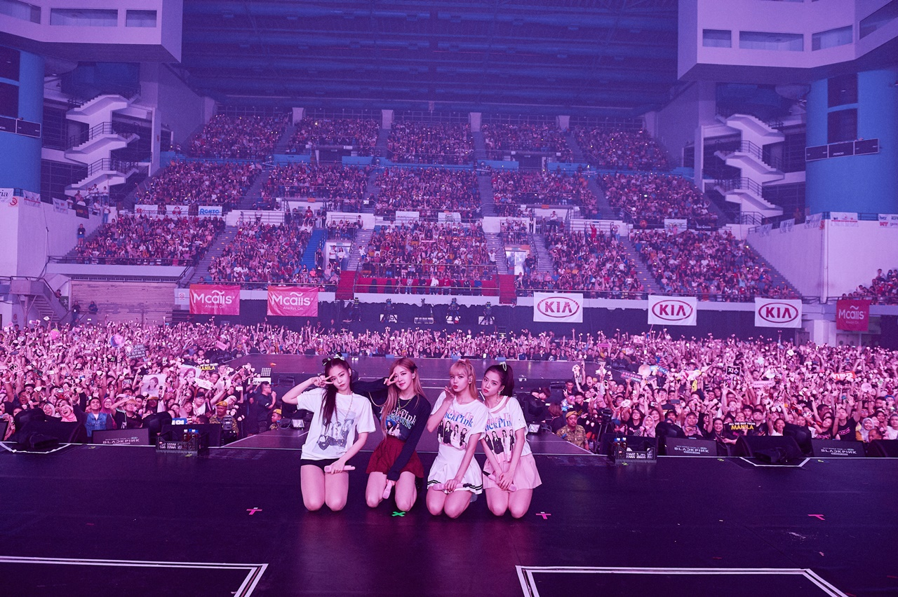BLACKPINK 2019 WORLD TOUR with KIA [IN YOUR AREA] Di Kuala Lumpur Catat 16,000 Penonton!