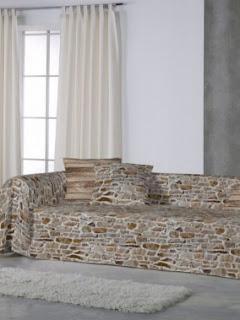 Foulard de decoración  Wall. Euromoda