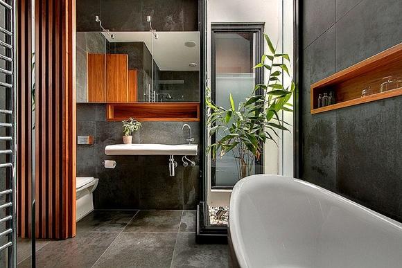 Дизайн ванной комнаты 2020 - фото лучших тенденций