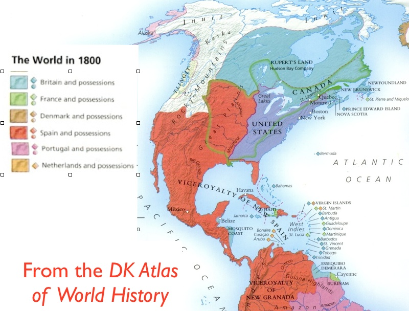 Delusional Mapping And The Invisible Comanche Empire Geocurrents