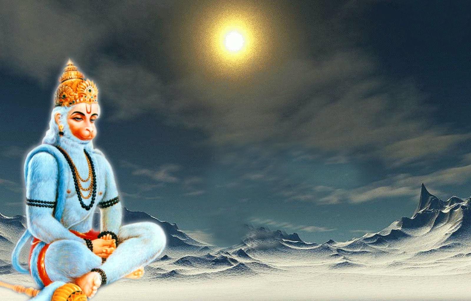 Hanuman Hd Wallpapers - Gods Paradise