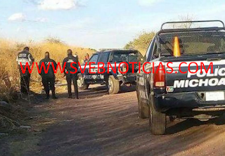 Hallan un ejecutado sobre camino de terraceria en La Piedad Michoacan