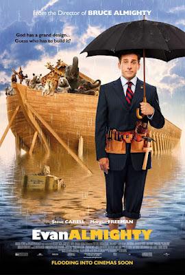 Evan Almighty 2007 Full Movie Hindi Dual Audio Download