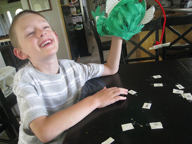 frog alphabet game