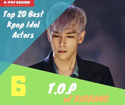 T.O.P of BIGBANG
