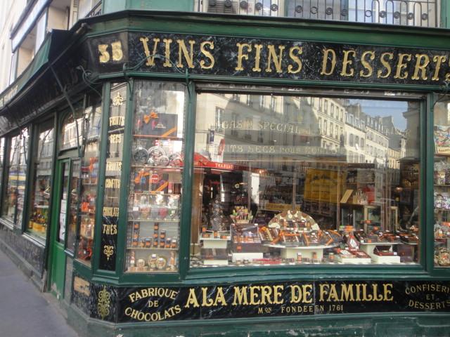 De mooiste, grootste, oudste en lekkerste snoepwinkels!
