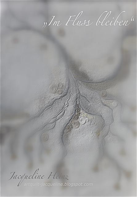 Atelier von Jacqueline Heinz, Wolfenbüttel   (Germany) Quilt - textiler Wandbehang