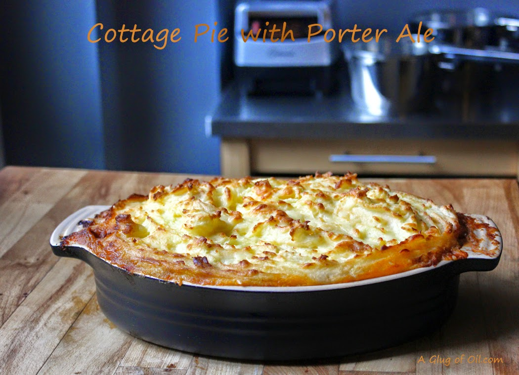 Cottage Pie with Porter Ale