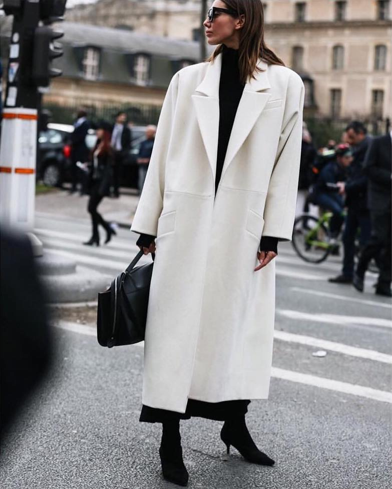 20 White Coats On Our Must-Have List This Season