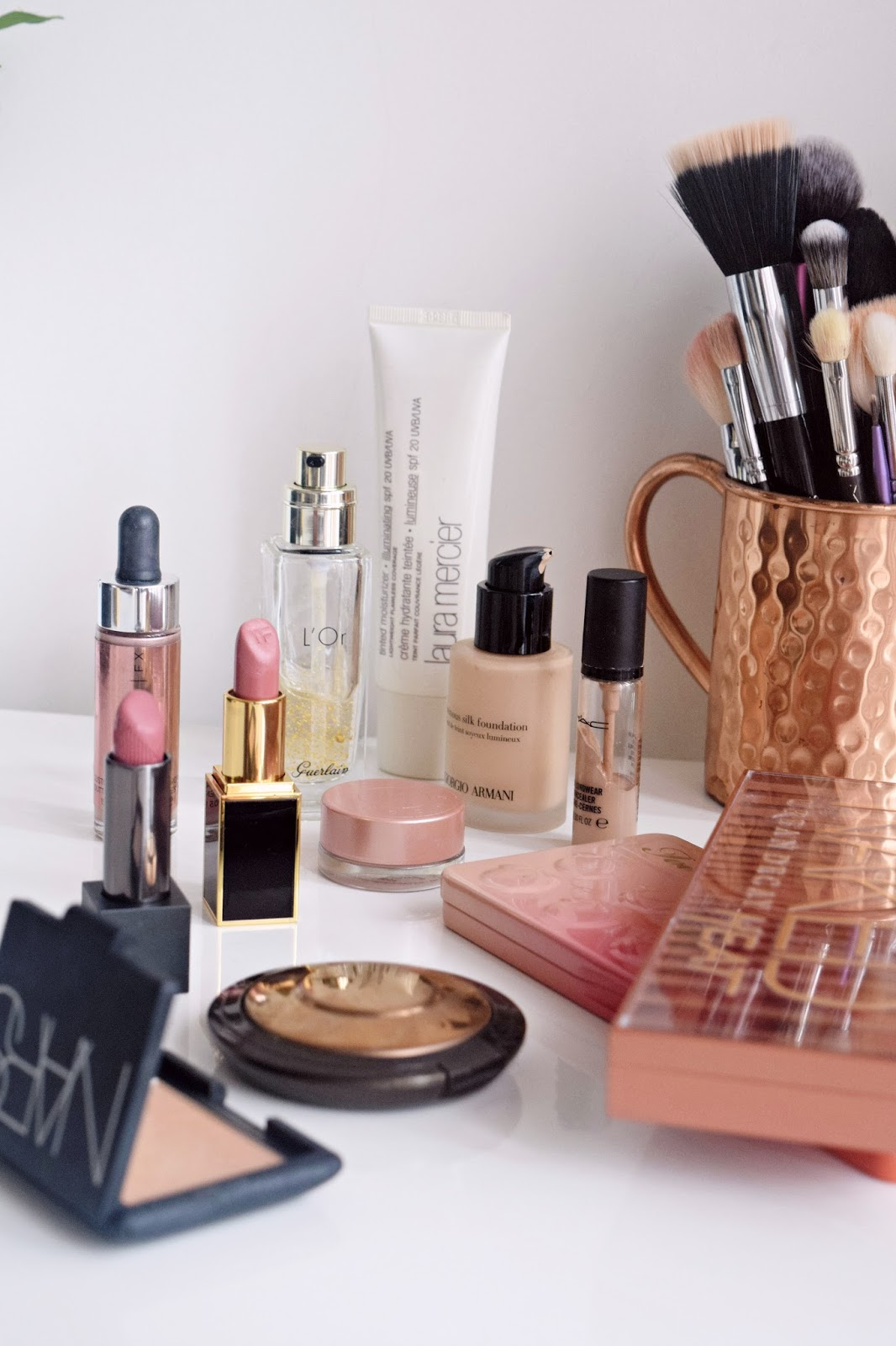 2017 makeup favourites, high end makeup favorites