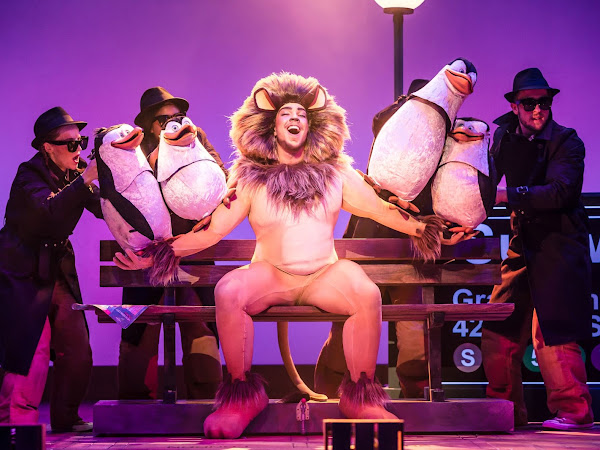 Madagascar The Musical (UK Tour), New Wimbledon Theatre | Review