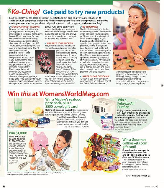 Work With Me  via  www.productreviewmom.com