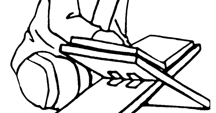 Mewarnai Gambar Sketsa Kartun Anak Muslim 13 Mengaji Ngaji